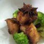 八角を使って本格的??中華風豚角煮