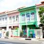 シンガポールDiary:思わず笑顔!パステルカラーのショップハウス